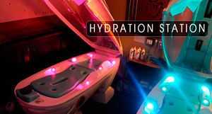 Urbana Tanning Hydration Station Weight Loss